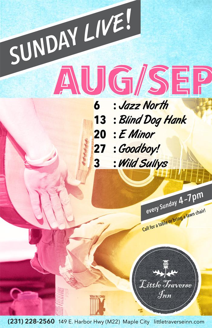 Aug Sep Sunday Live
